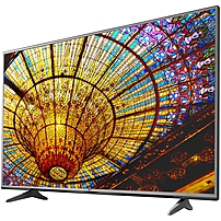 LG 65UH6150 65-inch 4K Ultra HD LED Smart TV - 3840 x 2160 - TruMotion 120Hz - webOS 3.0 - Wi-Fi - HDMI