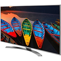 LG 55UH7700 55-inch 4K Ultra HD LED Smart TV - 3840 x 2160 - TruMotion 240 Hz - webos 3.0 - Wi-Fi - HDMI