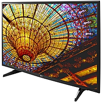 LG 43UH6100 Uhd 4K Smart Web OS 3.0 Led TV - Black (LG 4K TV)
