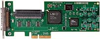 Sole Source LSI20320IE-SS SC11XE Ultra 320 PCI-E SCSI Controller