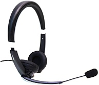 Jabra GSA5599823109R UC Voice 550 MS Duo MONO Headset Black