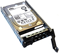 Dell 1 TB 2.5' Internal Hard Drive - SATA - 7200rpm - Hot Pluggable