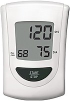 Up and Up BP3NQ1-P-TG Automatic Blood Pressure Monitor