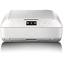 "Canon Pixma Mg7520 Inkjet Multifunction Printer - Color - Photo/disc Print - Desktop - Copier/printer/scanner - 15 Ipm Mono/10 Ipm Color Print (iso) - 21 Second Photo - 9600 X 2400 Dpi Print - 3.5"" Lcd Touchscreen - 2400 Dpi Optical Scan - Automatic Duple 9489b022"
