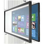 NEC Monitor Infrared Multi-Touch Overlay Accessory for the V463 Large-screen Monitor - Infrared (IrDA) Technology - LCD