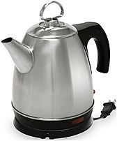 Chantal ELSL37-02P 3.5 Cup Electric Kettle - Stainless Steel ELSL37-02P