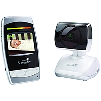 Summer 28920 Infant Ultra Sight Pan/scan/zoom Video Baby Monitor - 2.5 Inch Lcd Screen - Automatic Night Vision - Pan - Scan - Zoom - Auto-scan - Two Way Communication - Add Up To 4 Cameras Table Top Or Wall Mount