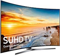 Samsung KS9800 9-Series UN78KS9800FXZA 78-inch Curved 4K Ultra HD Smart LED TV - 3840 x 2160 - Supreme MR 240 - HDMI, USB