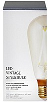 Threshold 017801086232 LED Vintage Style Bulb 4.2 Watt White