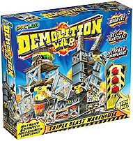 Smart Lab SL12357 Demolition Lab Triple Blast Warehouse Toy