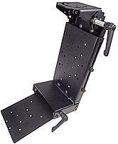 Havis C-MH-1006 Height Adjustable Overhead Mount For Forklift - Black