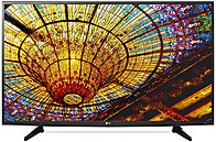LG 49UH6100 49-inch 4K Ultra HD LED Smart TV - 3840 x 2160 - TruMotion 120 Hz - webOS 3.0 - Wi-Fi - HDMI