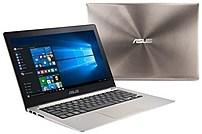 Asus ZenBook 90NB08U2-M00690 UX303UB-DH74T Laptop PC - Intel Core i7-6500U 2.5 GHz Dual-Core Processor - 12 GB DDR3L SDRAM - 512 GB Solid State Drive - 13.3-inch Touchscreen Display - Windows 10 Home