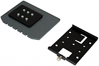 Havis C-KBM-102 Quick Release Slide For Keyboard Mounting Plate