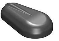 Antenna Plus AP-LTE/WIFI/BL Low-Profile LTE/Wi-Fi Cell Antenna - Black