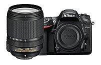 Nikon 1555 D7200 24.2 Megapixel Digital SLR Camera with L...
