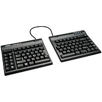 B NEW Ultra thin Design   b  br    br   Introducing the New Kinesis reg  Freestyle reg 2 adjustable split keyboard in an ultra thin design