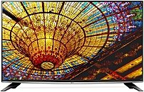 LG 58UH6300 58 inch 4K Ultra HD LED Smart TV 3840 x 2160 TruMotion 120 Hz HDR Pro webOS 3.0 Magic Remote Wi Fi HDMI