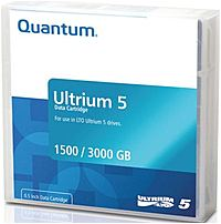 Quantum MR-LUCQN-BC-5 LTO Ultrium Cleaning Cartridge - 5 Pack