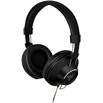 Razer Adaro Stereo Analog Headphones - Stereo - Mini-phone - Wired - 32 Ohm - 20 Hz 20 Khz - Gold Plated - Over-the-head - Binaural - Circumaural Rz12-01100100-r3u1