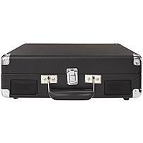 Crosley Cruiser Cr8005a Record Turntable - Belt Drive - Manual - 33.33, 45, 78 Rpm - Black Cr8005a-bk