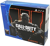 Sony Call of Duty Black Ops III PlayStation4 Bundle Octa core Processor 500 GB Hard Drive Wi Fi Blu ray Disc Player Black 3001055