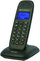 Emerson EM7000 Dect 6.0 Cordless Phone 1 Handset Black