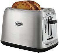 Oster TSSTTRJB29 2 Slice Toaster Silver