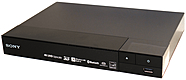 Sony BDP-S6700 1 Disc(s) 3D Blu-ray Disc Player - 1080p - Dolby TrueHD, DTS HD, DTS-HD Master Audio, DTS-HD High Resolution Audio, DTS, Dolby Digital - BD-RE, DVD+RW, DVD-RW, CD-RW - BD Video, DVD Video, 3G2, 3GP, 3GPP, ASF, AVCHD, AVI, FLV, M2TS, MOV, .