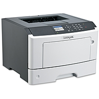 "P Network ready laser printer combines a powerful processor, flexible network connectivity, 2.4"" color LCD, eco conscious features, and output at up to 37 pages per minute"