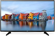 LG 43LH5500 43-inch LED Smart TV - 1920 x 1080 - TruMotion 60 Hz -Triple XD Engine - Wi-Fi - HDMI