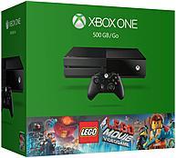 Microsoft Xbox One The LEGO Movie Videogame Bundle - Jaguar Octa-Core Processor - 500 GB Hard Drive - Blu-ray Player - Wi-Fi - HDMI 5C7-00143 5C7-00143