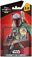 Disney Infinity 1264960000000 3.0 Edition Star Wars Boba Fett Gaming Figure