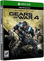 Microsoft 26F 00001 Gears of War 4 Ultimate Edition Video Game Xbox One