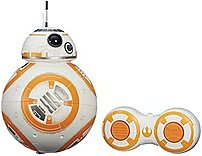 Hasbro 630509377916 Star Wars Episode 7 BB-8 Droid Remote Control Toy 630509377916
