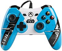 POWER A 1423260 01 Star Wars The Force Awakens X Wing Controller For Xbox One
