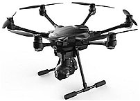 YUNEEC Typhoon H Hexacopter Black TYPHOONH