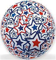 SwimWays 795861123103 12310 Light up Beach Ball Red Blue White