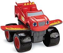 Fisher-Price CGC87 Nickelodeon Transforming Blaze Jet Toy
