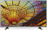 LG 43UH6030 43-inch 4K Ultra HD LED Smart TV - 3840 x 2160 - TruMotion 120 Hz - webOS 3.0 - Wi-Fi - HDMI