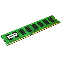 P Crucial 240 pin DIMMs are used in DDR3 memory for desktop computers