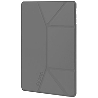 Incipio Lgnd Carrying Case (folio) For Ipad Air - Gray - Bump Resistant, Scrape Resistant - Plextonium, Vegan Leather - Texture Ipd-356-gry