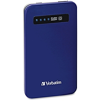 Verbatim Ultra-Slim Power Pack, 4200mAh - Cobalt Blue