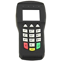 MagTek DynaPro Payment Terminal Color Display 256 MB RAM DUKPT DES USB Pin Pad Black 30056001