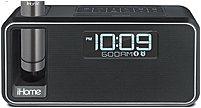 iHome IKN95 Kineta Dual Charging Stereo Alarm Clock - Blu...