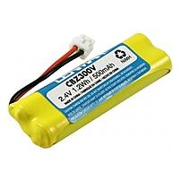 Lenmar CBZ300V Cordless Phone Battery Nickel Metal Hydride NiMH 2.4 V DC 1 Pack