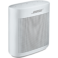 Bose Soundlink Speaker System - Battery Rechargeable - Wireless Speaker(s) - Polar White - Bluetooth - Usb - Passive Radiator, Built-in Microphone 752195-0200