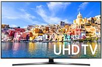 Samsung 7 Series UN65KU7000 65-inch 4K UHD LED Smart TV - 3840 x 2160 - Motion Rate 120 - Quad-Core Processor - Wi-Fi - HDMI