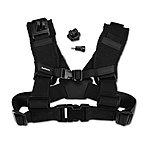 Garmin 010 11921 10 VIRB Action Camera Mounting Vest Adapter for Garmin VIRB Action Camera Black