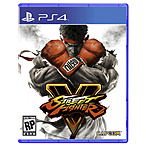 Capcom 013388560172 Street Fighter V PS4 Fighting Game